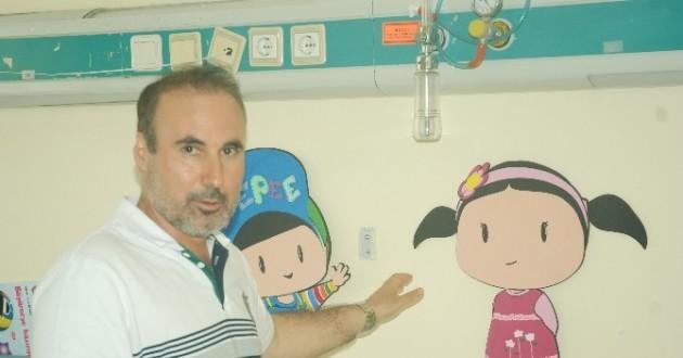 Manavgat Devlet Hastanesi'nde Çocuklara Özel Poliklinik