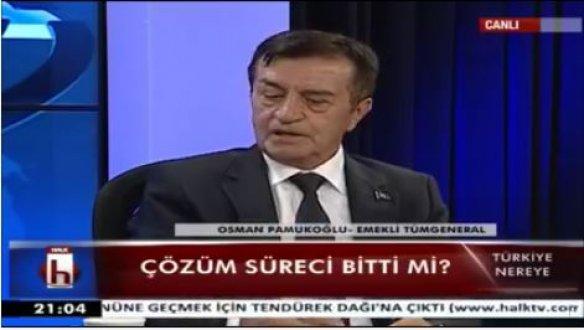 Pamukoğlu HALK TV'de Gündeme Damga Vurdu İzle