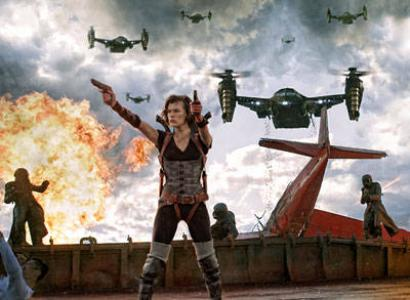 Resident Evil 5: İntikam Fragmanı