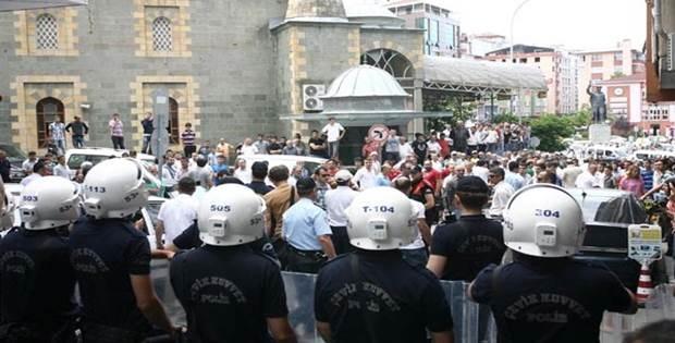 Rize'de Gezi Parkı Olayları çıktı İzle