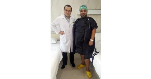 Sevilen Sunucu Karacan, Mide Küçültme Ameliyatı Oldu
