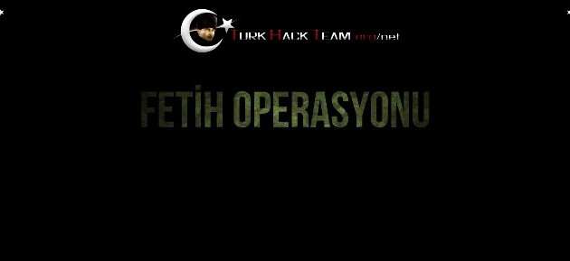 Siber Sipahilerden Fetih Operasyonu