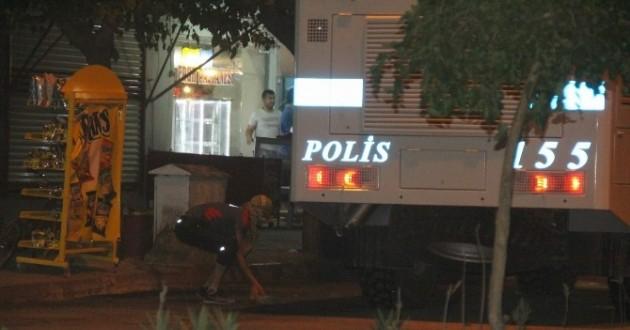 Siirt'te İzinsiz Yürüyüşe Polis Müdahalesi: 4 Gözaltı
