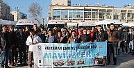 116 Öğrenci Gaziantep'i Gezdi