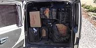 11 Bin 140 Paket Kaçak Sigara Ele Geçirildi