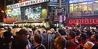 17 Aralık Eylemine Polis Müdahalesi