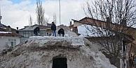 200 Ton Kardan Mağara Yaptılar