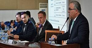 Konut sektörünün sorunları TOKİ'de masaya yatırıldı