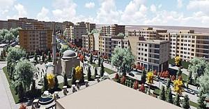 Şanlıurfa'da inşa edilecek 1.364 konutun ihalesi yapıldı