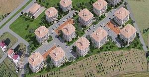 Kocaeli'de inşa edilecek 206 konutun ihalesi yapıldı