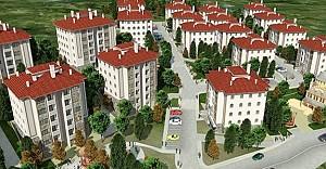 TOKİ'den Erzincan'a 926 konut