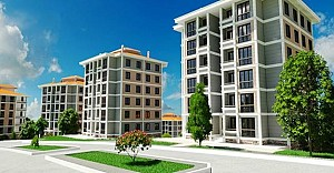 Afyonkarahisar'da 1.073 konut inşa edilecek