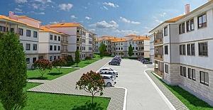 Gaziantep'te inşa edilecek 913 konutun ihalesi yapıldı