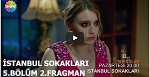 İstanbul Sokakları 5. Bölüm 2. Fragman ᴴᴰ