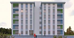 Muğla'nın Menteşe ilçesinde 1.106 konut inşa edilecek