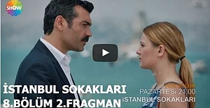 İstanbul Sokakları 8.Bölüm 2.Fragman ᴴᴰ