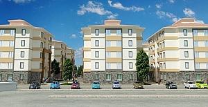 Kastamonu'da inşa edilecek 262 konutun ihalesi yapıldı
