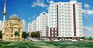 Adana'da inşa edilecek 1202 konutun ihalesi yapıldı