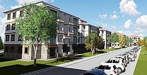 Çankırı'da yerel mimaride 571 konut inşa edilecek