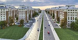 Erzurum Palandöken'e yeni bir yaşam alanı