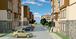 Isparta'ya yerel mimaride 293 konut