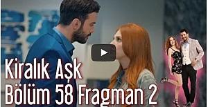 Kiralik Aşk 58. Bölüm 2. Fragman