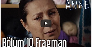 Anne 10. Bölüm Fragman ᴴᴰ