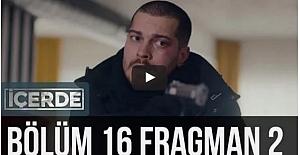 İçerde 16. Bölüm 2. Fragman ᴴᴰ