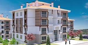 Konya Bozkır'a yöresel mimaride 112 konut
