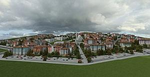 Manisa Yunusemre'ye mahalle konseptinde 748 konut