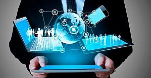 Teknoloji firması online hizmete devam...