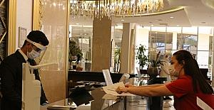 Termal otele 'güvenli turizm sertifikası' verildi