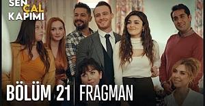 bSen Çal Kapımı 21.Bölüm Fragmanı/b