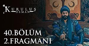 Kuruluş Osman 40.Bölüm 2. Fragmanı
