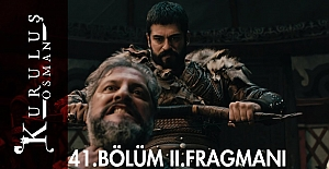 Kuruluş Osman 41.Bölüm 2. Fragmanı