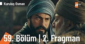Kuruluş Osman 59.Bölüm 2. Fragmanı