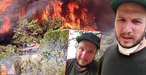 Şahan Gökbakar Yangın Bölgesindeki Provakatörler Hakkında Konuşuyor