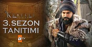 Kuruluş Osman 65.Bölüm Fragmanı (Yeni Sezon)