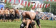 2. Altın Kemer Paşa Yağlı Güreşleri Başladı