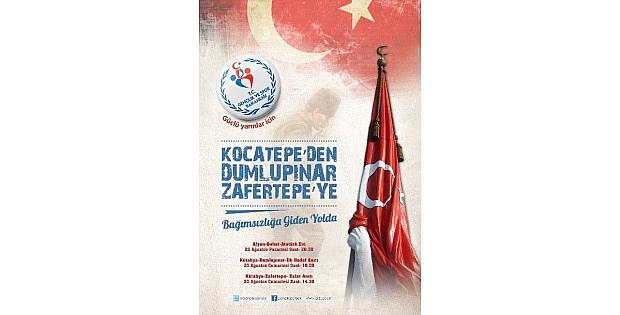 30 Ağustos'ta 15 Bin Genç Zafertepe'ye Çikacak
