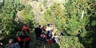 4 Gündür Kayıp Kadın Ormanda Ölü Bulundu