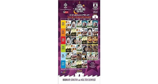 6 Ödüllü 'öyle Sevdim Ki Seni' Filmi 22-27 Eylül Tarihleri Arasında Bodrum'da Gösterimi Gerçekleştirilecek