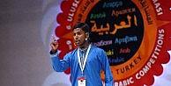 6. Uluslararası Arapça Yarışmalarında Batman Şampiyon
