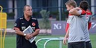 A Milli Takım, Danimarka Maçı Hazırlıklarını Sürdürüyor
