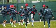 A Milliler Lüksemburg Maçı Hazırlıklarına Başladı