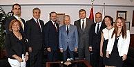 ABD Ankara Büyükelçisi İzmirde