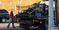 ABDde Yaşayan Giresunlu Genç Otomobiliyle Yaptığı Kazada Feci Şekilde Can Verdi