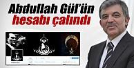 Abdullah Gülün Twitter Hesabı Hacklendi