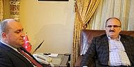 Acara Özerk Cumhuriyeti Başkanı Khabadze Bursa Valisini Ziyaret Etti