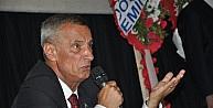 "Adana'da ""zulme Gülen Adam Engin Alan"" Konferansı"